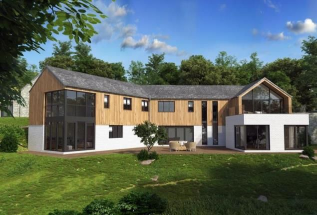 Thumbnail Detached house for sale in Hillside Farm, Werneth Low Road, Romiley