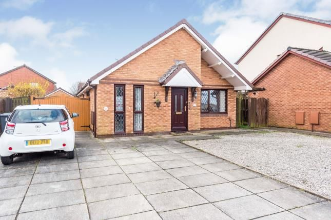 Thumbnail Bungalow for sale in Brentwood Close, Hightown, Liverpool, Merseyside