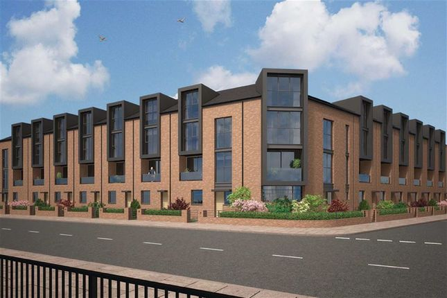 Thumbnail Terraced house for sale in Promontory Terrace, Whitley Bay
