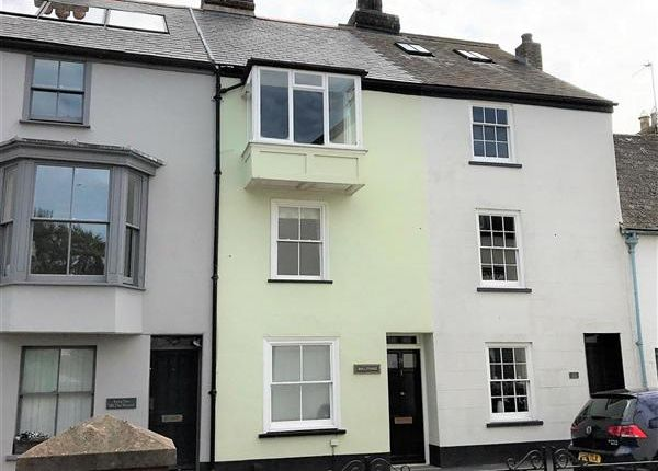 Thumbnail Town house for sale in Rollstones, 21 The Strand, Topsham