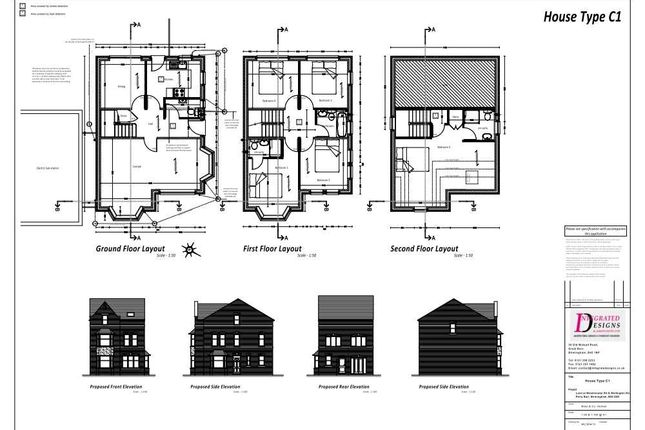 Thumbnail Semi-detached house for sale in Plot 7, 235 Westminster Road, Birmingham