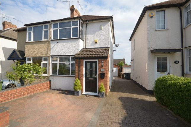 2 bed semi-detached house to rent in Fourth Avenue, Luton