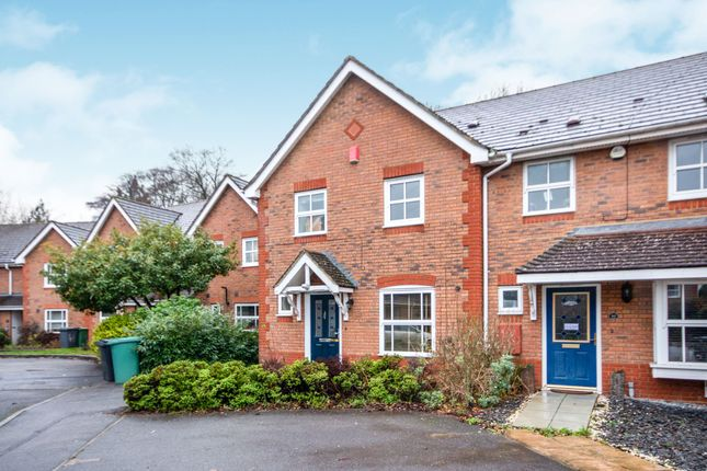 Thumbnail Semi-detached house to rent in Dickens Lane, Old Basing, Basingstoke