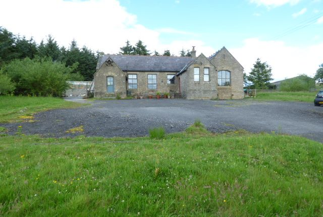 Thumbnail Detached house for sale in Lanehead, County Durham