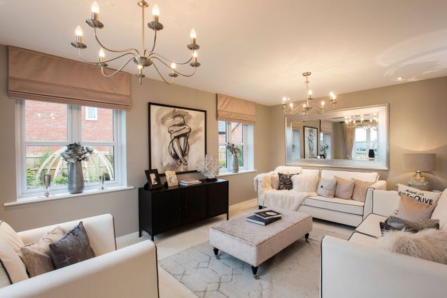 """4 bedroom detached house for sale in """"The Osterley"""" at North End Road, Yatton, Bristol"""