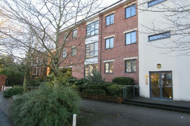 Thumbnail Flat for sale in Regents Court, 223 Upper Chorlton Road, Manchester