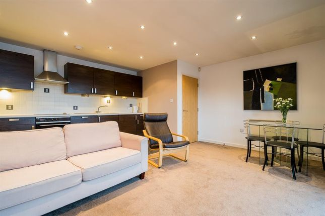 Thumbnail 2 bed flat for sale in Walkergate Mews, Otley