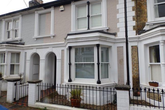 Thumbnail Terraced house to rent in Mountfield Road, Tunbridge Wells