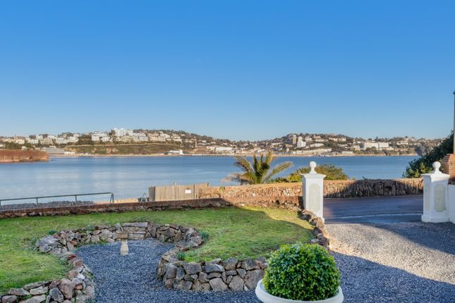 Thumbnail Detached house for sale in Cliff Road, Torquay