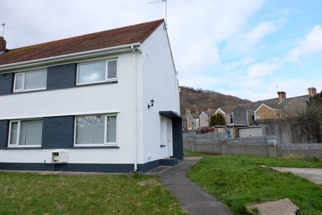 3 bed semi-detached house to rent in St Margarets Avenue, Jersey Marine, Swansea