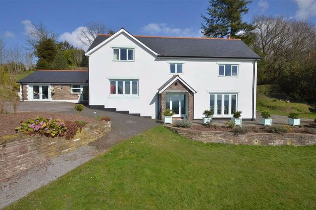 Thumbnail Detached house for sale in Llanishen, Chepstow, Monmouthshire