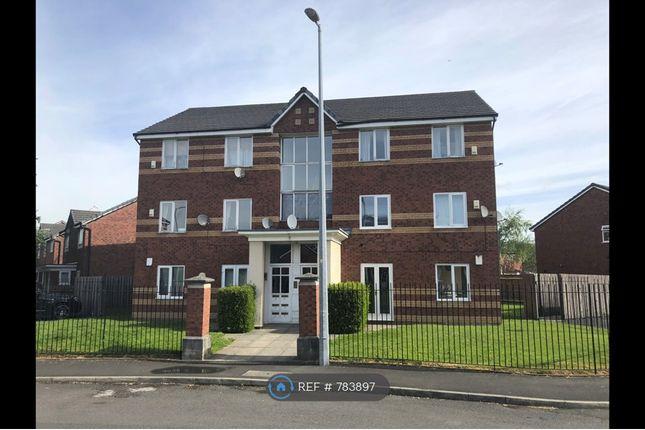 Thumbnail Flat to rent in Angora Drive, Salford
