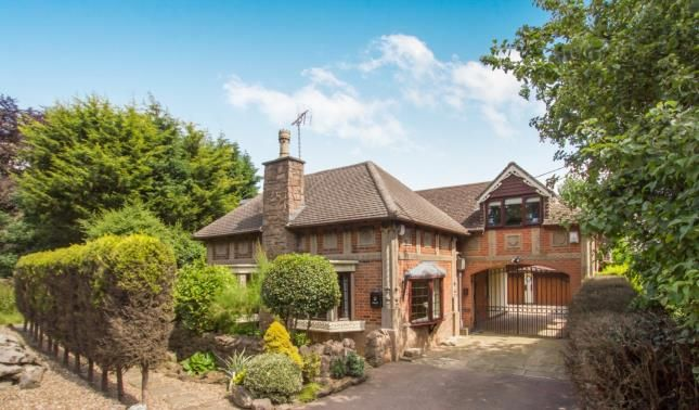 Thumbnail Detached house for sale in Coventry Road, Croft, Leicester, Leicestershire