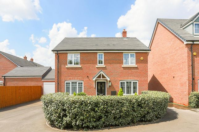 Thumbnail Detached house for sale in O'donnell Road, Whitnash, Leamington Spa