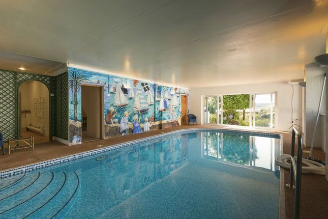 Swimming Pool of Castle Drive, St. Mawes, Truro TR2