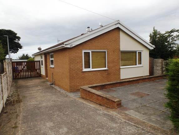 Thumbnail Bungalow for sale in Dyserth Road, Rhyl, Denbighshire