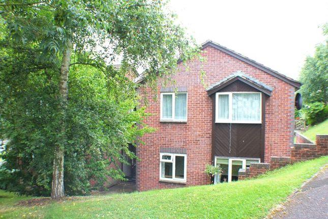 Thumbnail Flat to rent in Kinnerton Way, Exeter