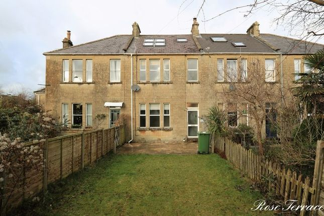 Thumbnail Cottage to rent in Rose Terrace, Combe Down, Bath