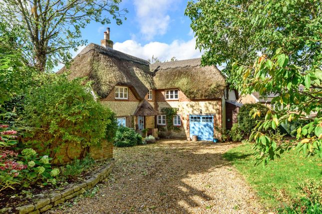 Thumbnail Detached house for sale in May Field, Wanborough, Wiltshire