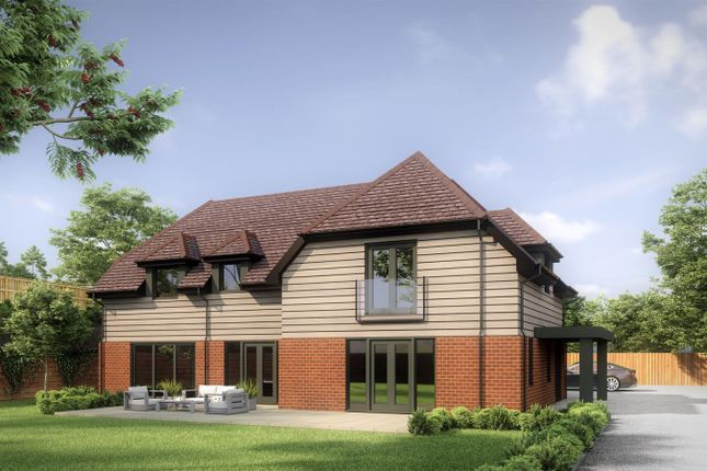 Thumbnail Detached house for sale in Wantage Road, Streatley