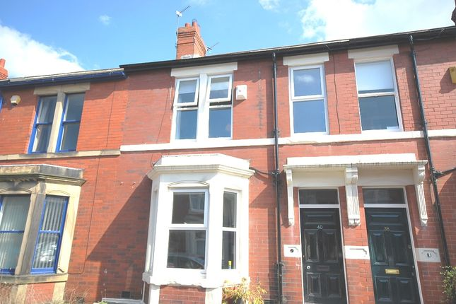 Thumbnail Terraced house to rent in Honister Avenue, Newcastle Upon Tyne