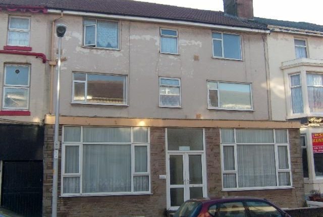 1 bed flat to rent in Trafalgar Road, Blackpool