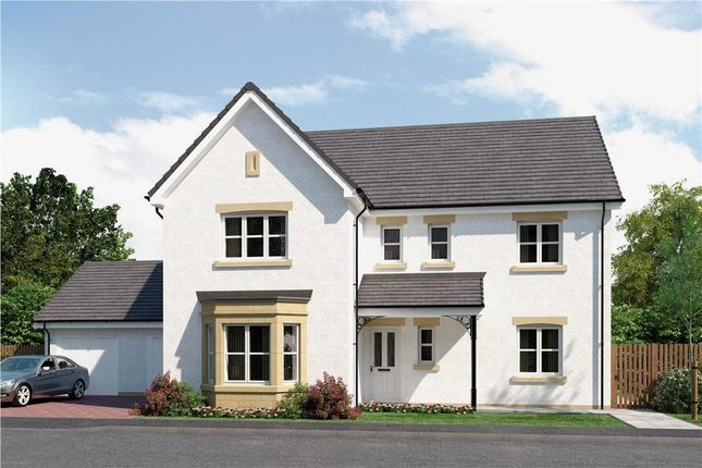 "Thumbnail Detached house for sale in ""Derwent"" at Glendrissaig Drive, Ayr"