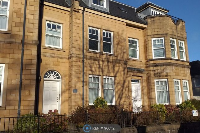 3 bed flat to rent in Victoria Place, Stirling FK8