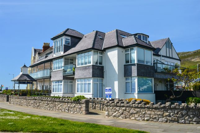 Thumbnail Penthouse for sale in West Parade, Llandudno
