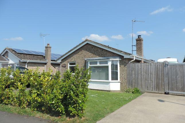 Thumbnail Detached bungalow to rent in Ellesmere Crescent, Brackley