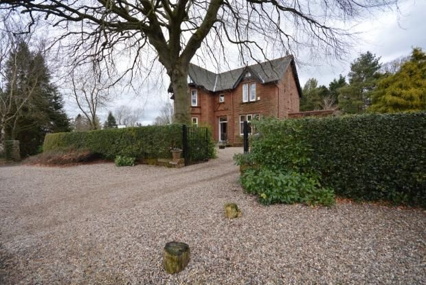 Thumbnail Detached house for sale in Clockston Road, Galston