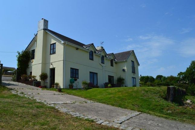 Thumbnail Detached house for sale in Flemingston, Vale Of Glamorgan