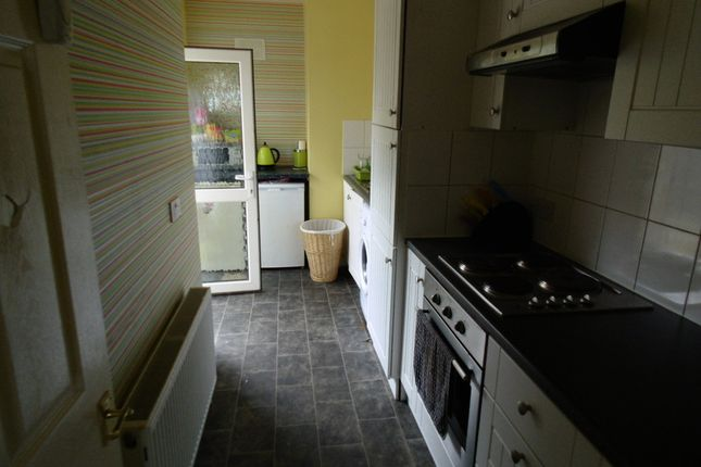 Thumbnail End terrace house to rent in Treherne Road, Coventry