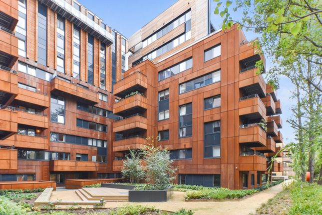 Thumbnail Flat to rent in 36 Wharf Road, London