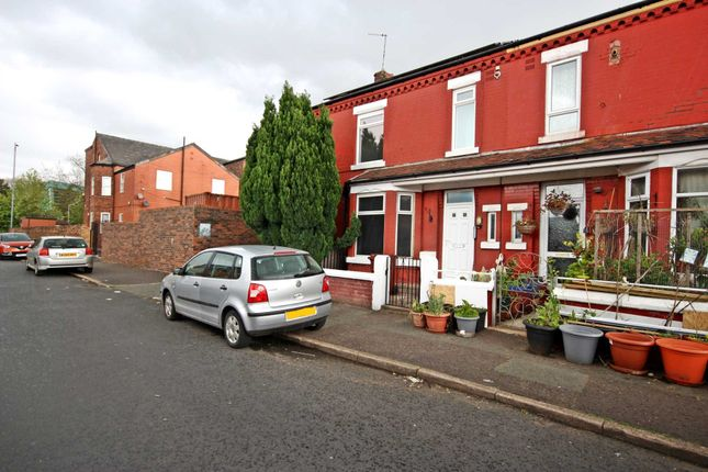 Thumbnail End terrace house to rent in Acomb Street, Manchester
