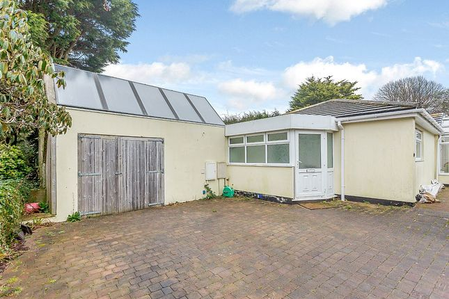 Thumbnail Bungalow for sale in Tregenna Fields, Camborne, Cornwall
