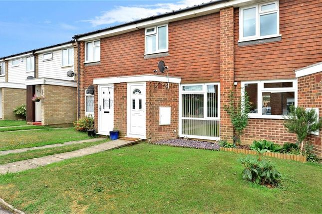 Thumbnail Terraced house for sale in Rothervale, Horley, Surrey
