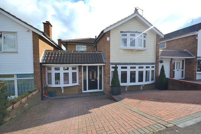 Thumbnail Detached house to rent in Fir Park, Harlow