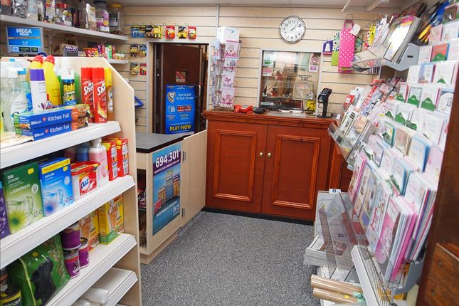Thumbnail Retail premises for sale in Post Offices HX7, Heptonstall, West Yorkshire