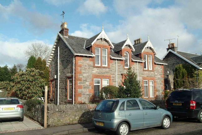 1 bed flat to rent in Dunfillan Villa School Road, Rhu G84