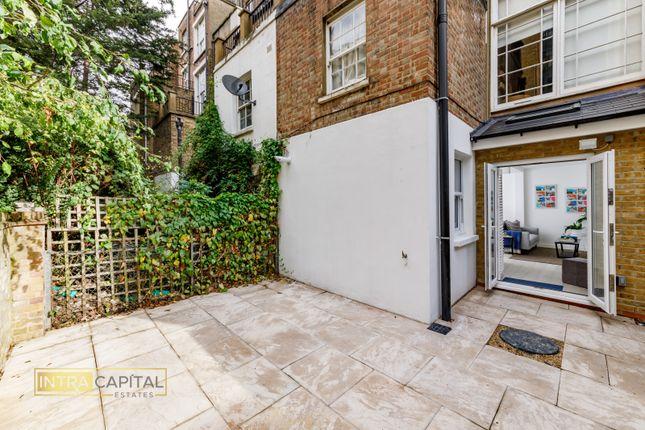 Gallery of Claverton Street, London SW1V
