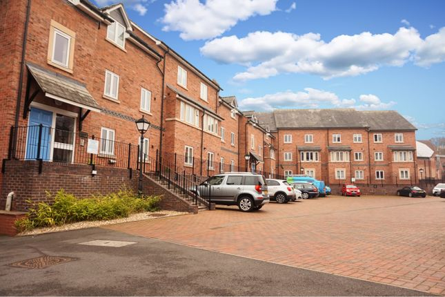 Thumbnail Flat for sale in Chester Street, Shrewsbury