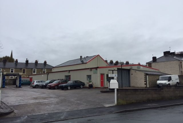 Thumbnail Industrial for sale in Bms Premises, Water Street, Accrington