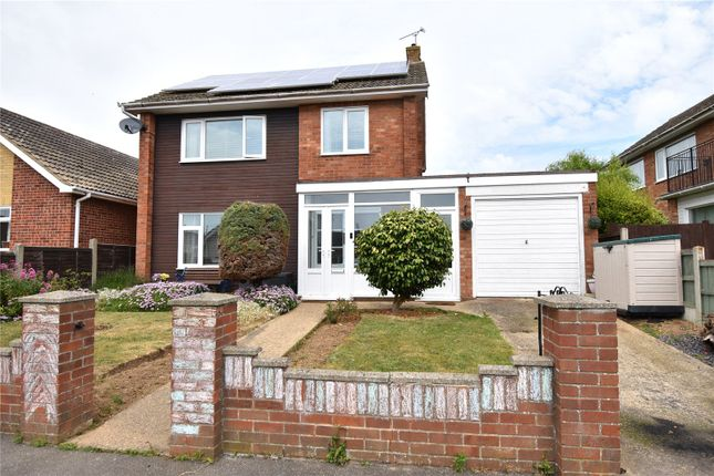 Thumbnail Detached house for sale in Richmond Crescent, Dovercourt, Harwich, Essex