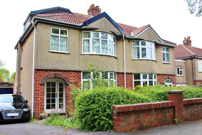 Thumbnail Detached house for sale in Kenmore Crescent, Bristol, Somerset