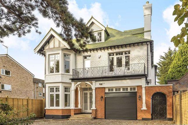 Thumbnail Property for sale in Aldermans Hill, London