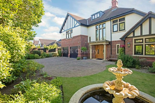 Thumbnail Detached house for sale in Argarmeols Road, Freshfield, Formby