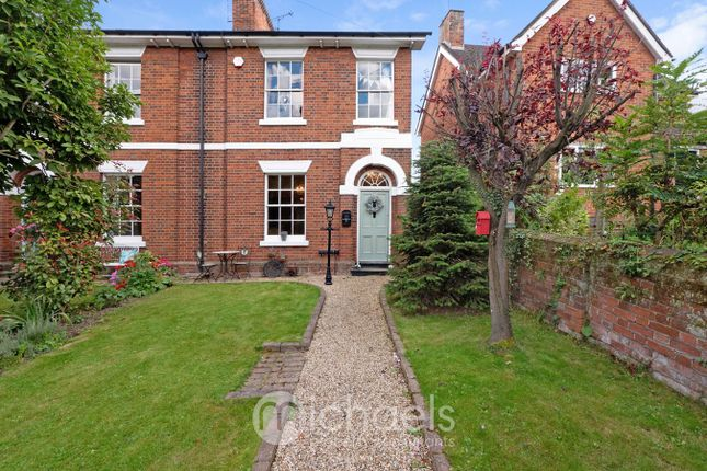Thumbnail Semi-detached house for sale in Trinity Street, Halstead