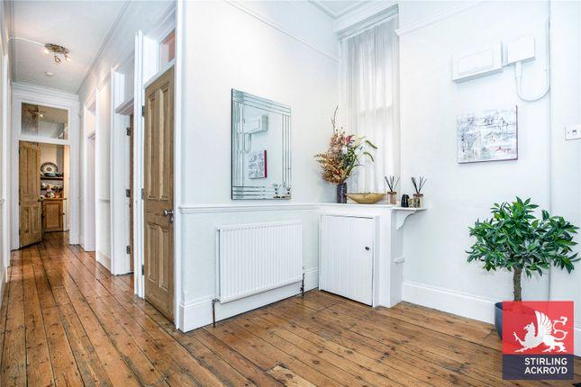 Hallway of Great Russell Street, London WC1B
