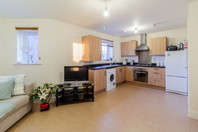 Thumbnail Flat for sale in Corporation Street West, Walsall, West Midlands